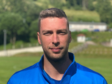 Das Gesamtpaket passt - Robin Krüger wird neuer Cheftrainer beim FSV