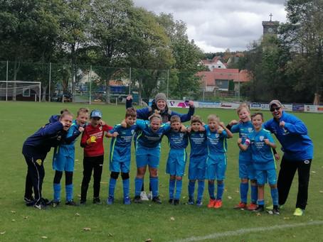 E-Junioren gewinnen Pokalfight gegen Langewiesen