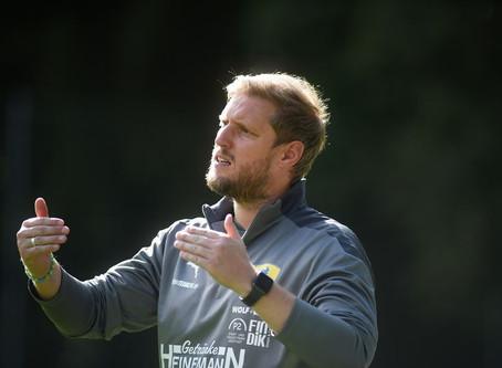 Erste Mannschaft gewinnt Testspiel gegen den FC Coburg
