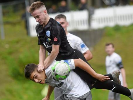 Oberliga-Mannschaft holt den ersten Saisonsieg