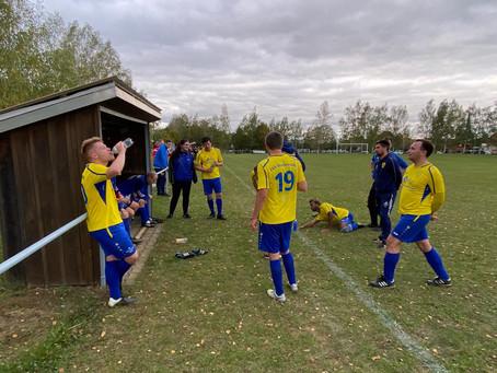 Zweite Mannschaft dominiert Pokalspiel gegen den Osthäuser SV