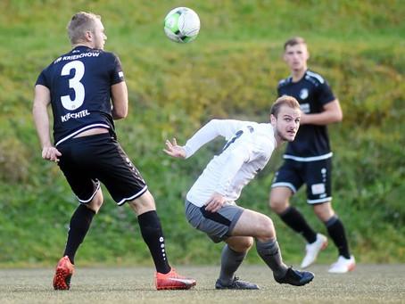 Hertels Fünfer gegen den VfB Krieschow