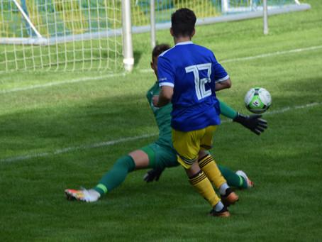 Auch C-Junioren unterliegen im Pokalspiel