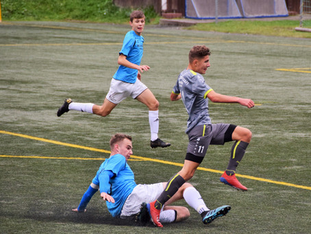 Remis bei A-Junioren-Derby