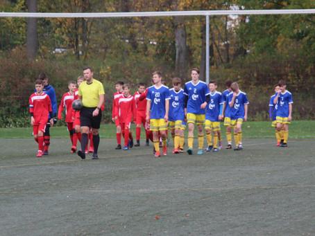 C-Junioren schlagen FSV Wacker 03 Gotha