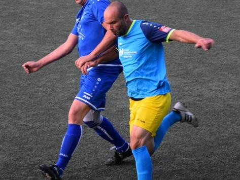 Traditionsmannschaft: Torreiches Match in Bad Berka