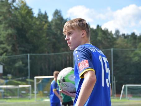 C-Junioren unterliegen dem TSV Großbardorf deutlich