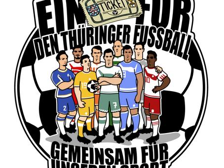 Ein Ticket für Thüringen - unterstützt damit euren Lieblingsverein