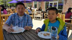 Howard Cheng and Kevin Cheng
