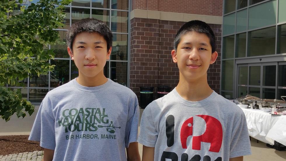 Alex Bi and Kevin Hu