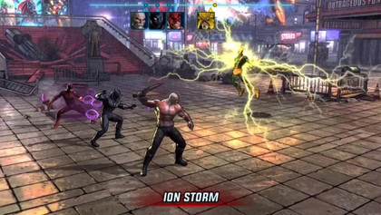 Marvel Avengers Alliance