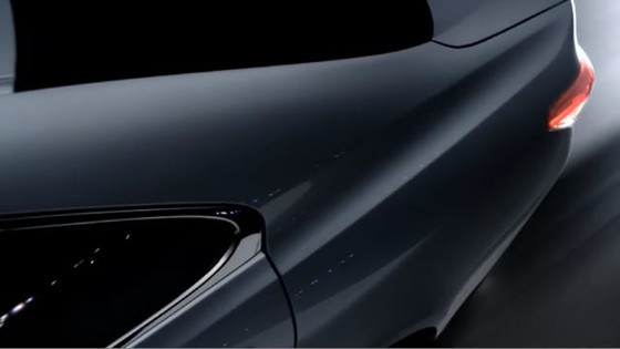 Lexus - 40,000 Miles