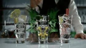 Tanqueray - 3 Glasses
