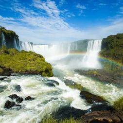 Foz do Iguaçu, um paraíso no Brasil!