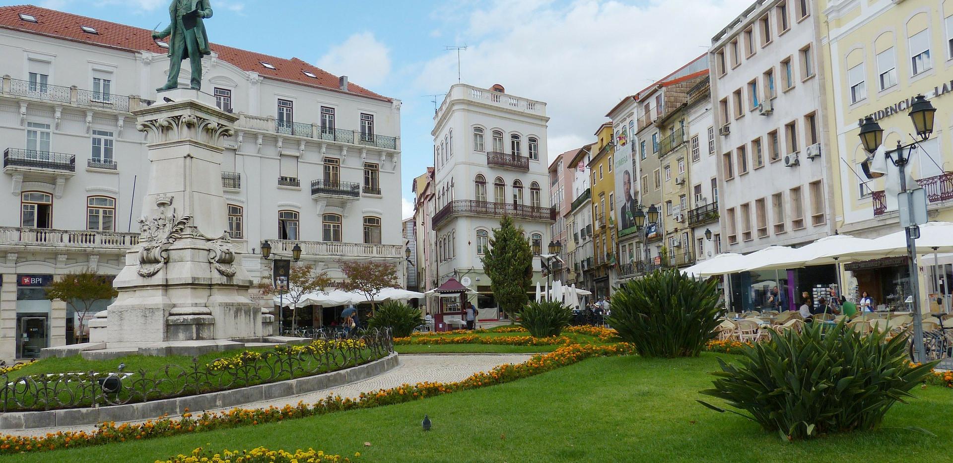Cidade de Coimbra, Portugal