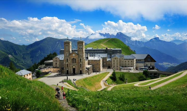 Santuário La Salette, França
