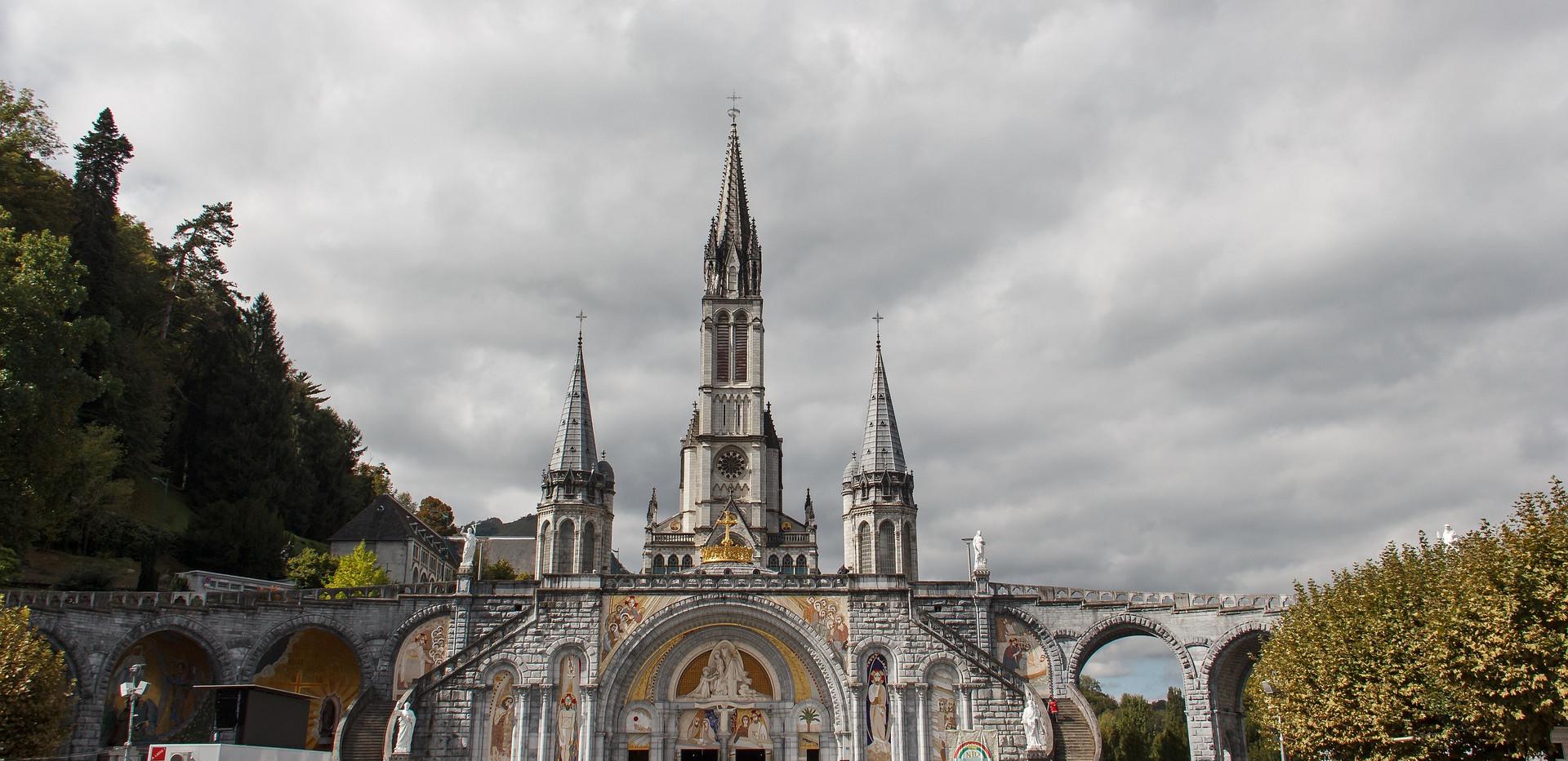 Santuário de Lourdes, França