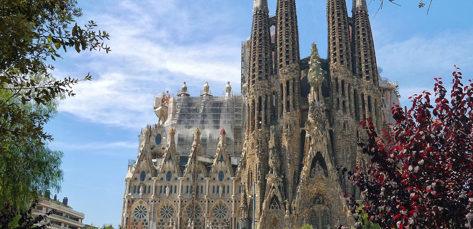 Templo Expiatório da Sagrada Família, Barcelona - Espanha