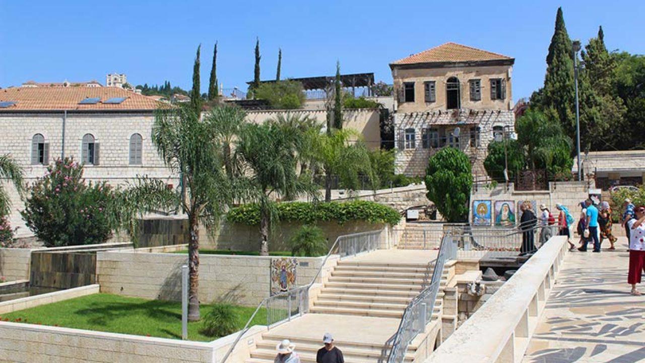 Nazaré, Israel