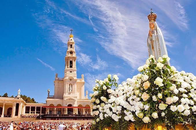 Santuário de Nossa Senhora de Fátima, Fátima - Portugal