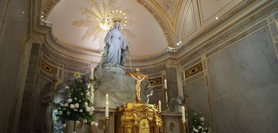 Capela da Medalha Milagrosa, Paris