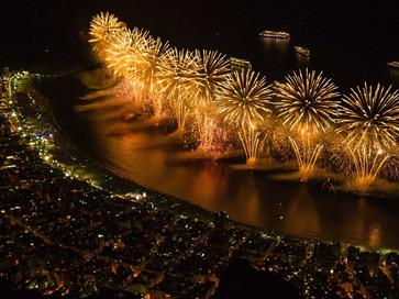 Veja 10 lugares incríveis para comemorar a chegada do Ano Novo!