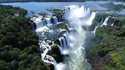 Garganta do diabo - Foz do Iguaçu
