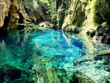 piscinas naturais - descubra águas encantadoras no Brasil