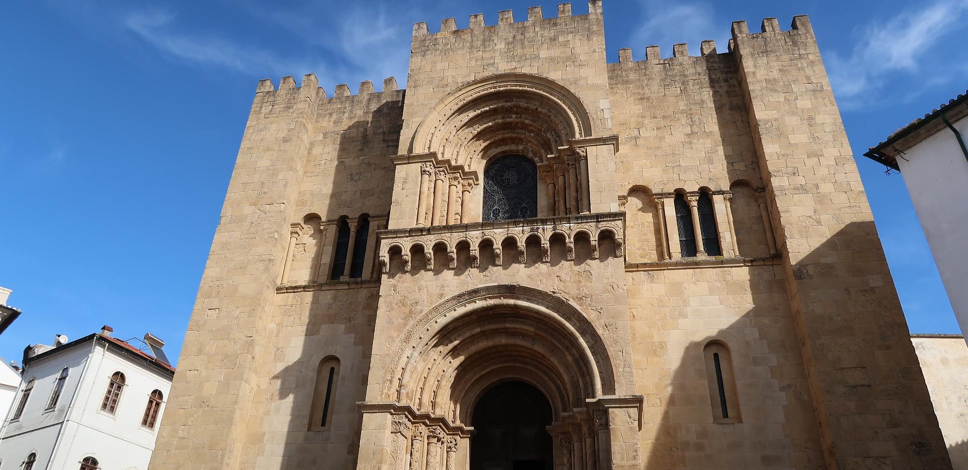 Catedral de Coimbra, Coimbra - Portugal