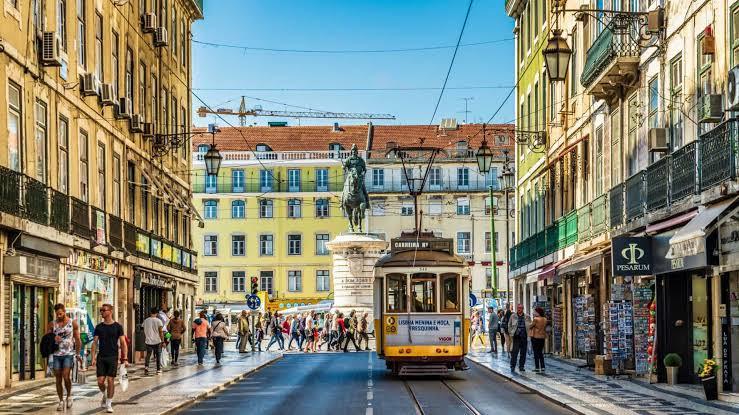 Cidade de Lisboa, Portugal