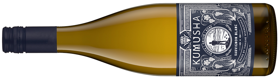 kumusha entry Sauvignon Blanc mockup NV