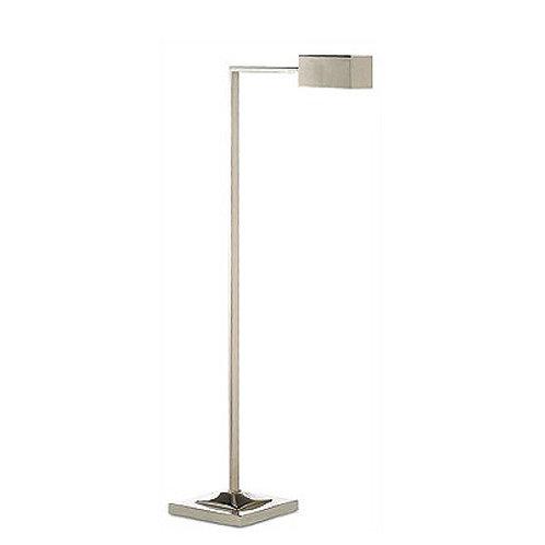 Nickel Modern Floor Lamp|Minimalist Floor Lamp|Reading Floor Lamps|Free Shipping