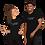 "Thumbnail: Black Short-Sleeve Unisex T-Shirt, ""I Was Right"",Designer T Shirt"