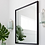 Thumbnail: Frosted Shaded Silver Wall Sconce in Iron and Glass|Modern Silver Sconce
