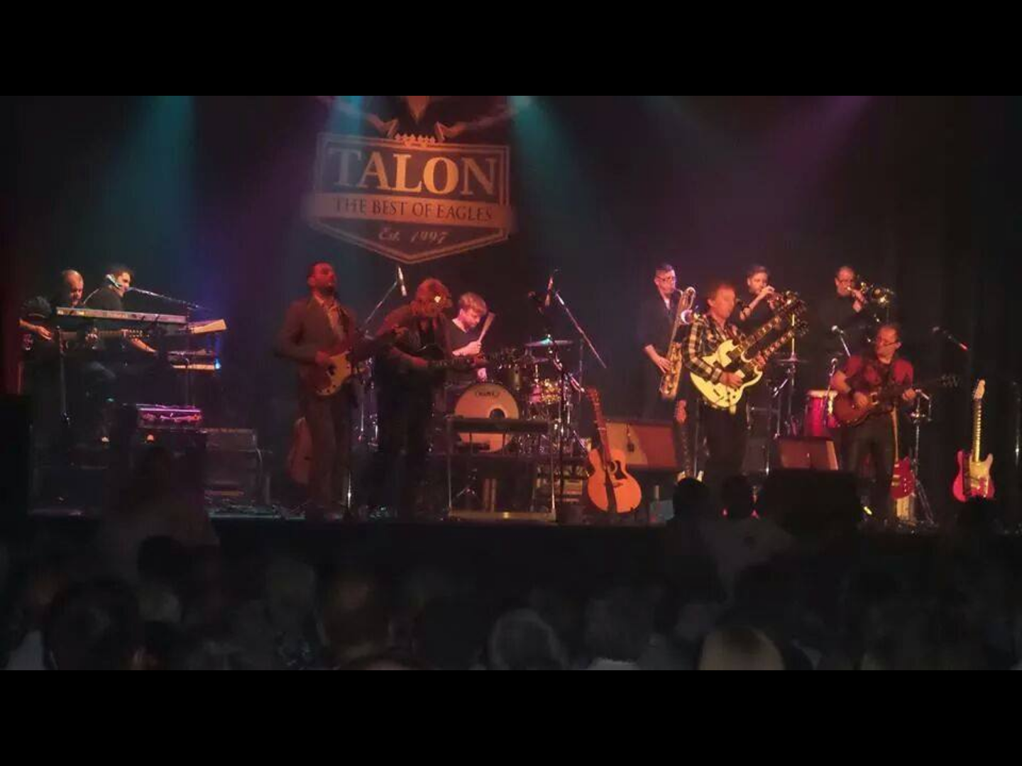 On tour with Talon - Best of the Eagles