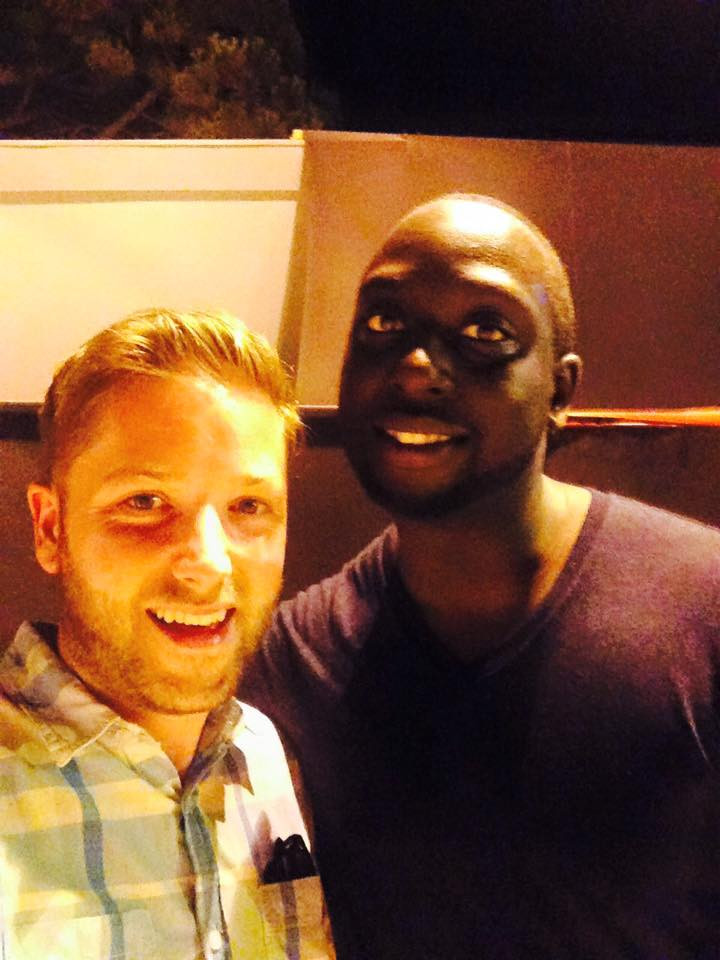 Larnell Lewis (drums) of Snarky Puppy