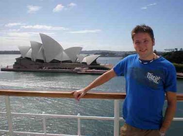 Oriana World Cruise 2008