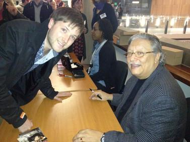 with Arturo Sandoval