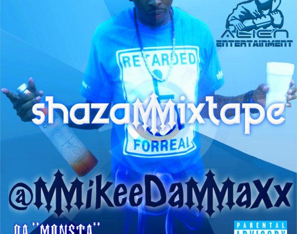 #ShazaMMixtape
