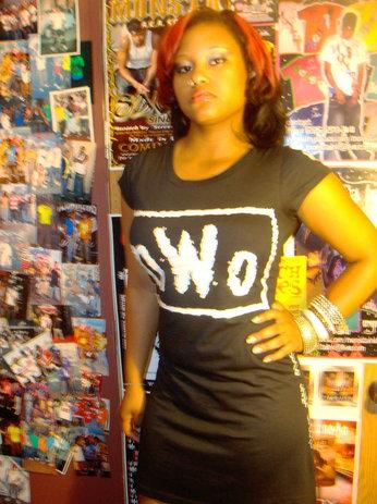 #nWoDRESS