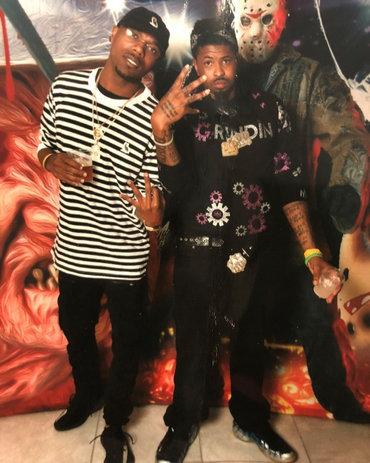 M3 & Lil B #GRinDin