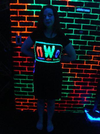 #nWo in the #Bricks