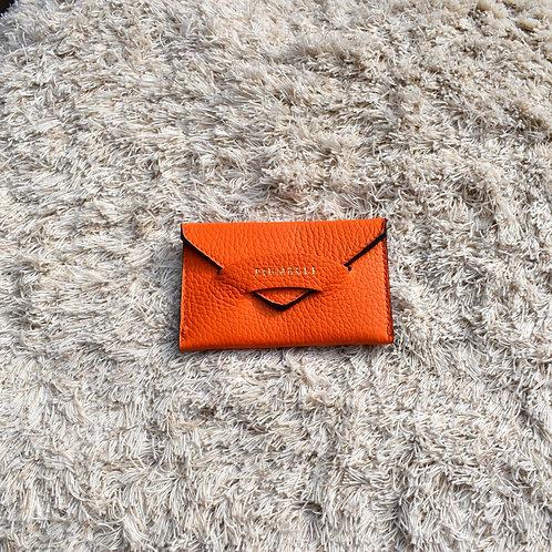 PIUMELLIカードケース- Orange -