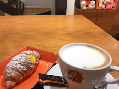 イタリアの朝食