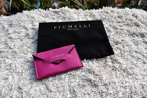 PIUMELLIカードケース - Flamingo Pink -