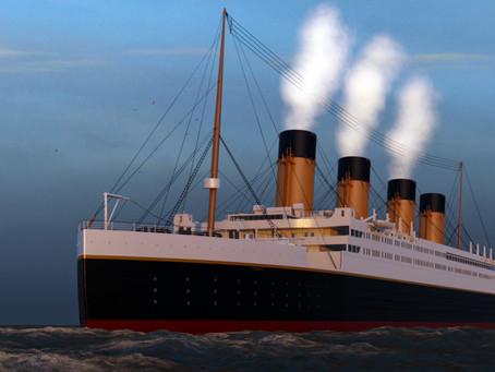The Titanic Museum: Missouri