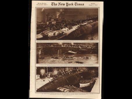 Eastland River Disaster: Chicago