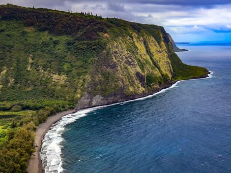 Waipi'o Valley: Hawaii