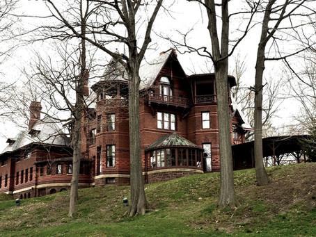Mark Twain House: Connecticut