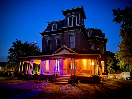 Stone Mansion Investigation: Winchester, Indiana